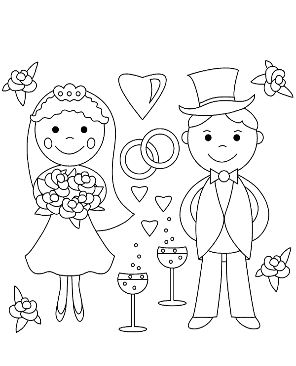 600x740 Spring Colouring Sheet To Print Or Download For Free
