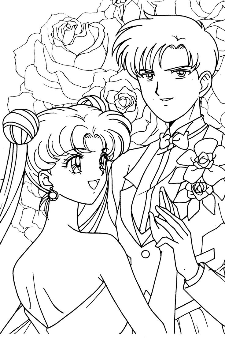736x1104 Wedding Coloring Pages