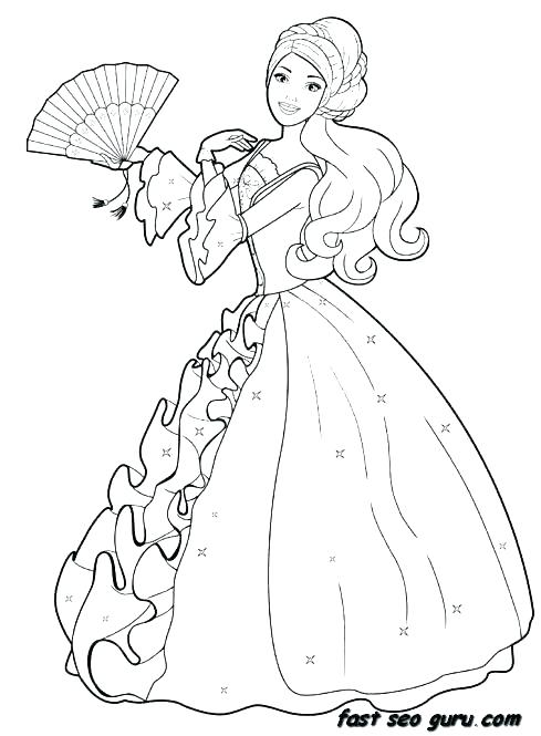 489x665 Coloring Pages Of Dresses Dress Up Coloring Pages Dress Coloring