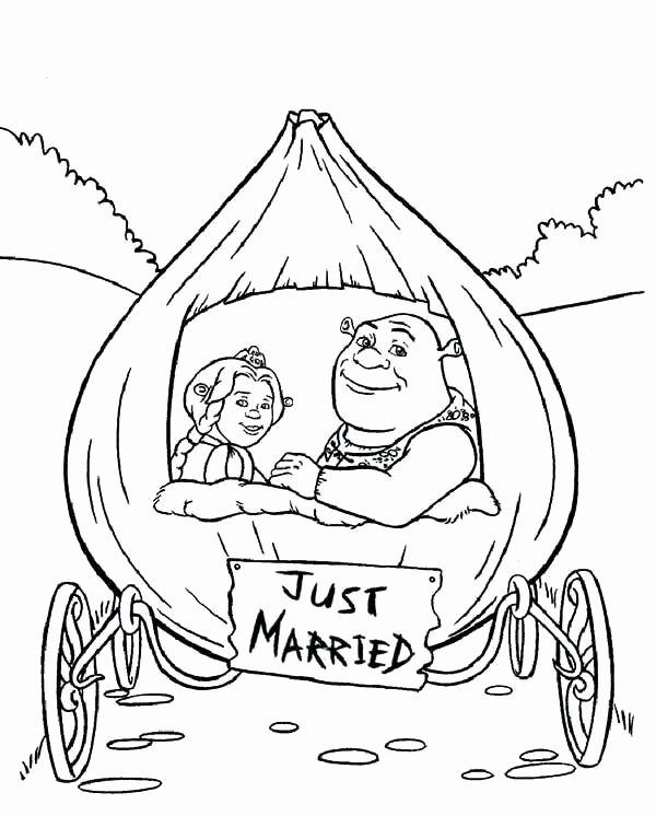 600x746 Just Married Coloring Page Plus Precious Moments Wedding Coloring
