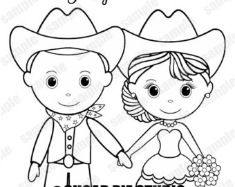 340x270 Rustic Coloring Book Etsy