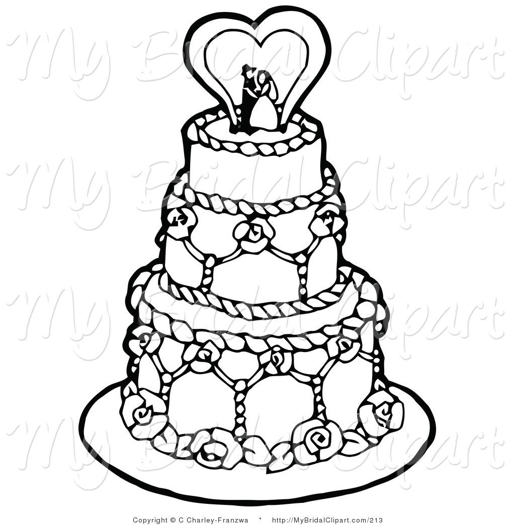 1024x1044 Wedding Clipart Coloring Book