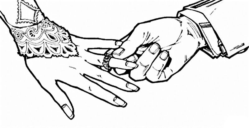 800x410 Wedding Ring Coloring Pages All Manner Of Nerdiness