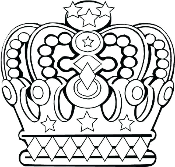 570x545 Ring Coloring Pages