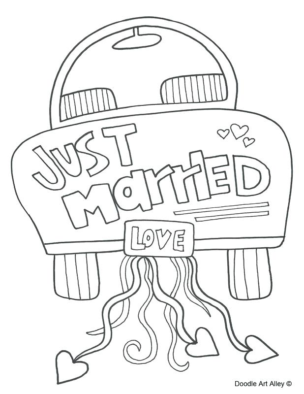 618x800 Free Wedding Coloring Pages Wedding Coloring Books Free Together