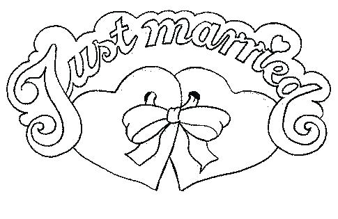 485x315 Wedding Coloring Pages Wedding Coloring Page Free Wedding Coloring