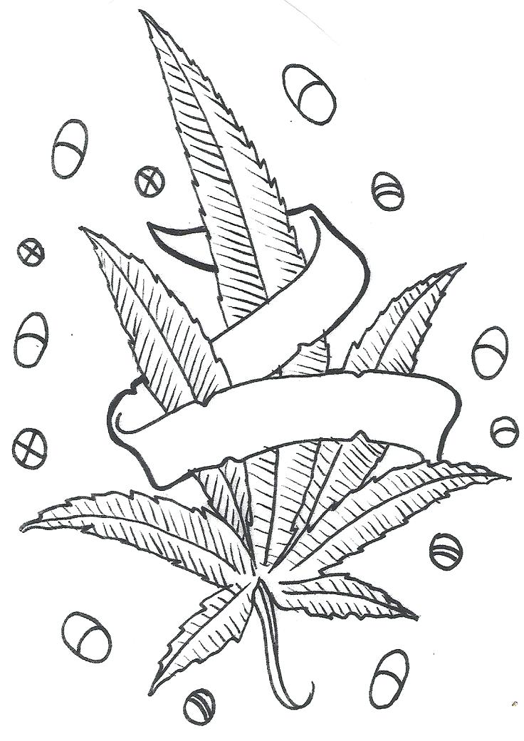 736x1040 Stoner Coloring Pages Weed Leaf Coloring Pages Stoner Coloring