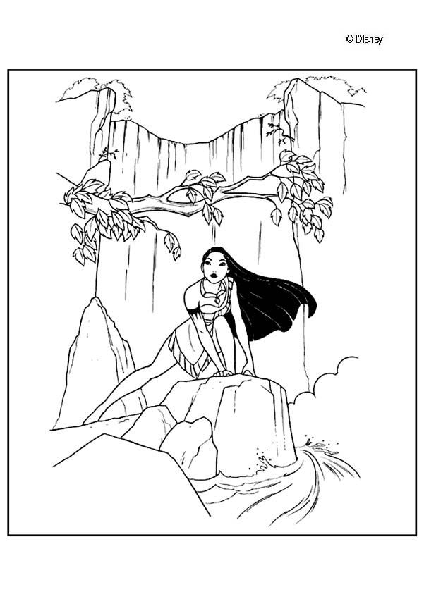 601x850 Pocahontas Coloring Pages, Free Online Games, Drawing For Kids