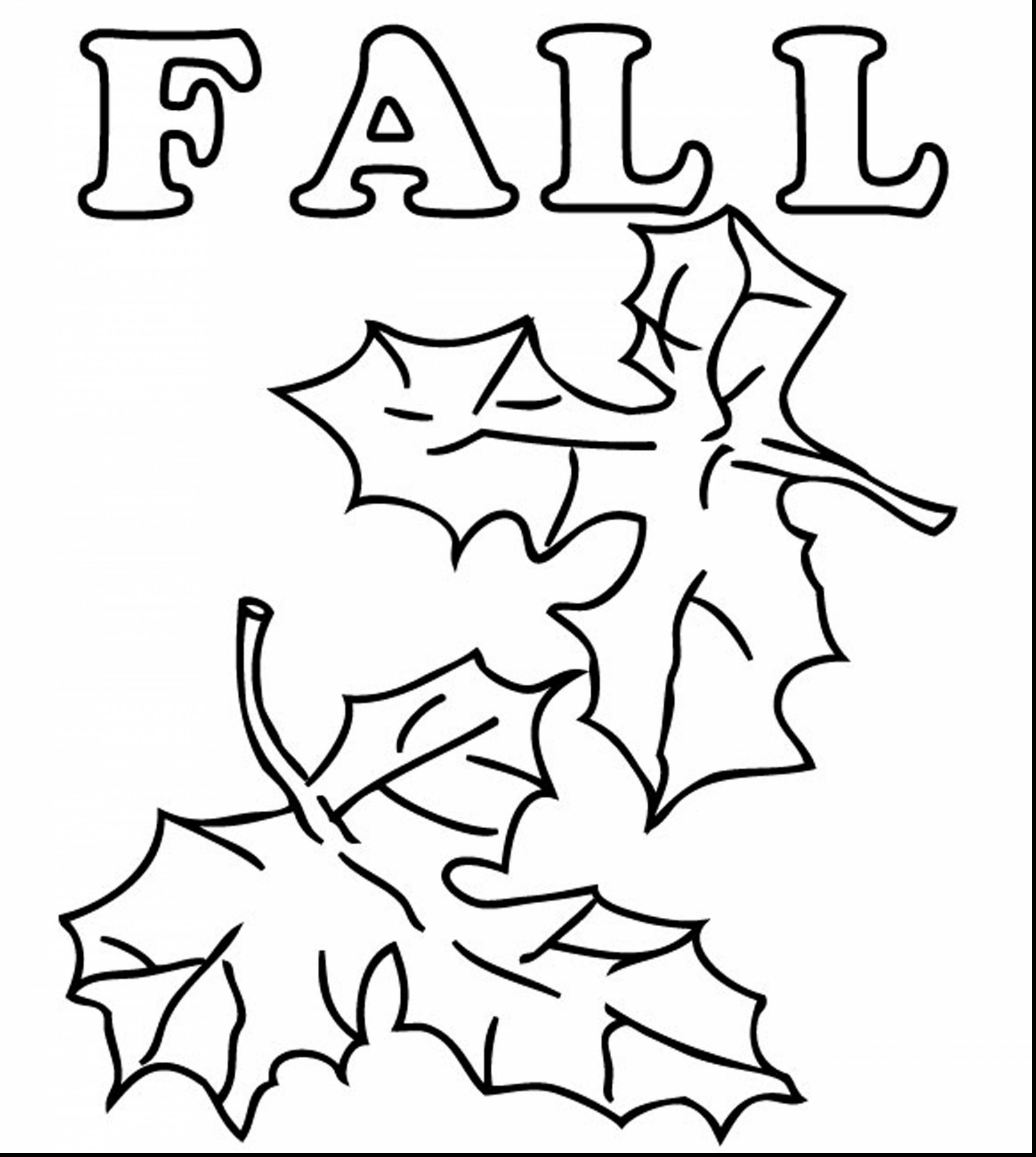 2805x3133 Printable Incredible Fall Landscape Coloring Page With Fall