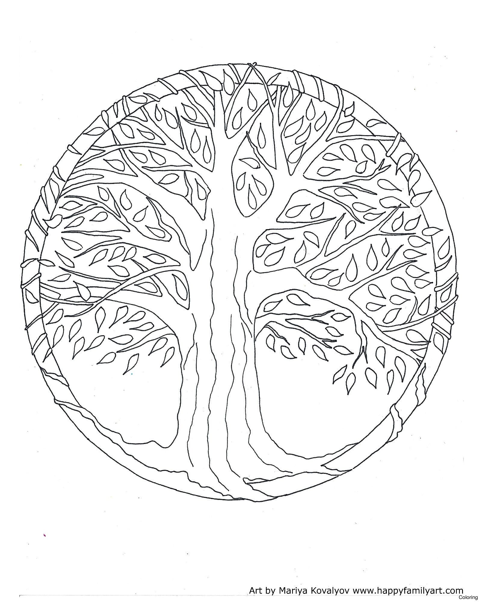 1599x2000 Willow Tree Coloring Page New Coloring Sheets