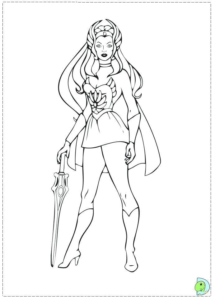 691x960 She Ra Coloring Pages Weightlifting Coloring Pages Strong