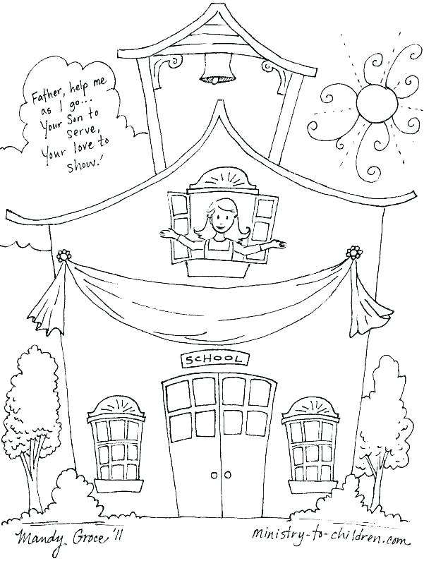 618x795 Free Printable Christmas Coloring Pages Sunday School Welcome Back