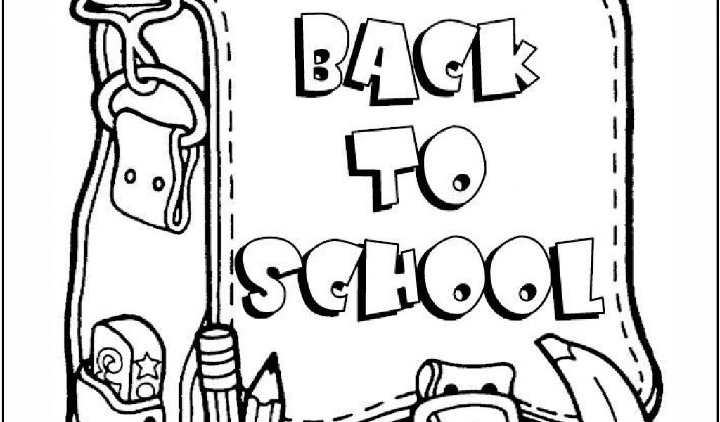 1024x600 Luxury Welcome Back Coloring Pages