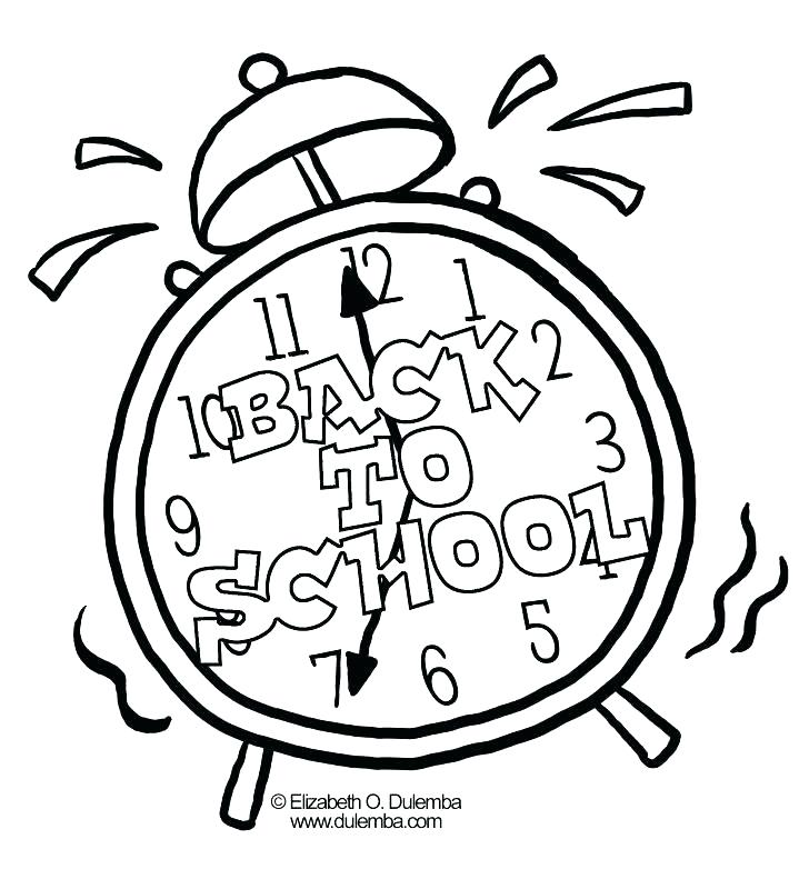 728x800 Back To School Coloring Pages For Preschoolers Printable Coloring