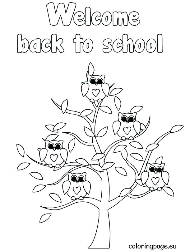595x804 Welcome Coloring Page Welcome Coloring Pages Welcome Coloring Page