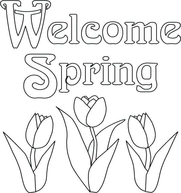 600x640 Welcome Coloring Pages Welcome Coloring Page Fancy Welcome Back
