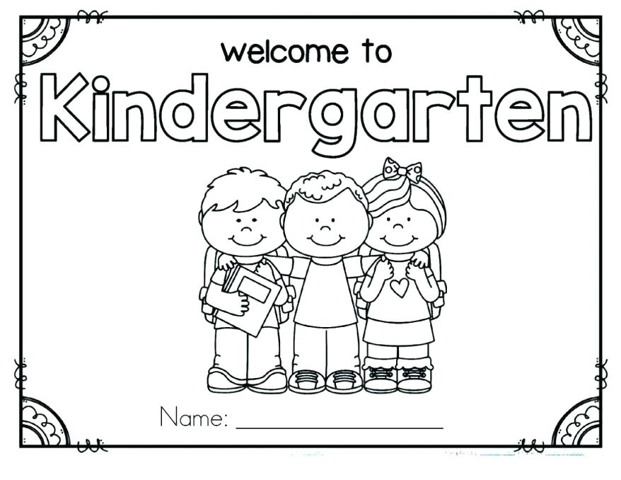 878x678 Welcome Coloring Pages Welcome Coloring Sheet School Coloring