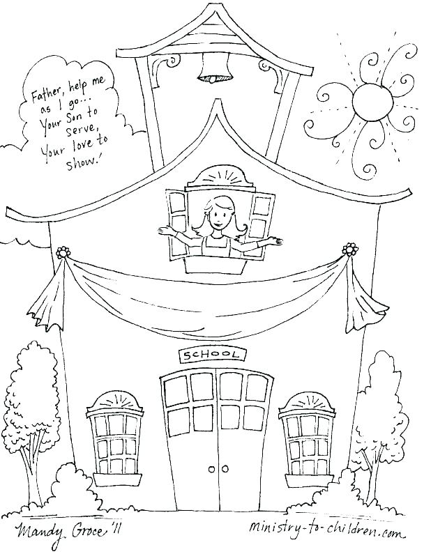 618x795 Welcome To School Coloring Page Welcome Back To School Coloring