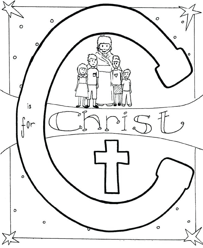 800x978 Autumn Christian Coloring Pages Religious