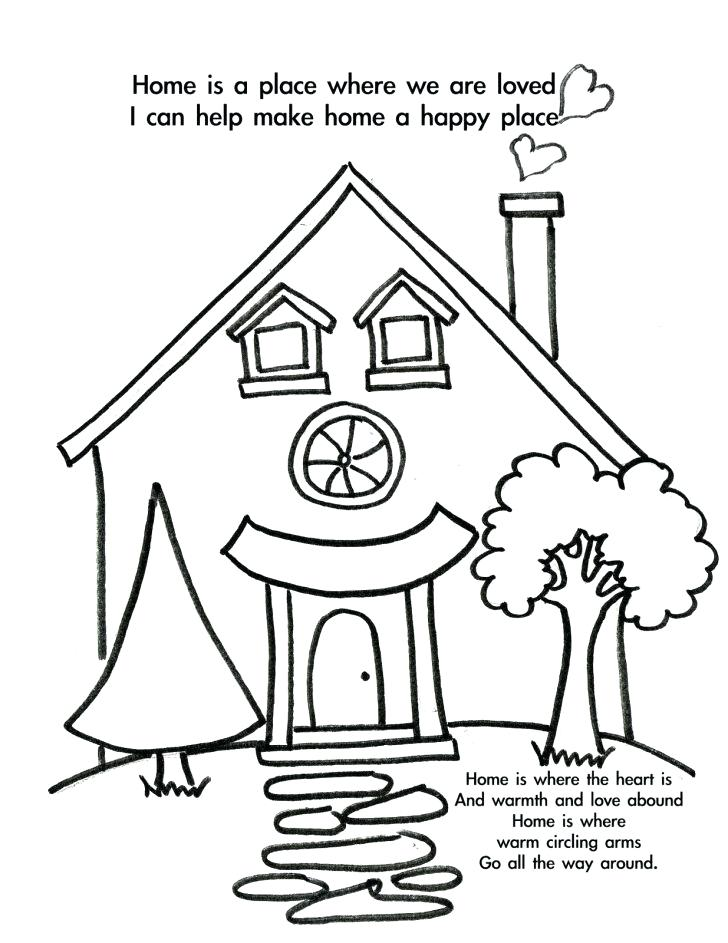 728x943 Home Telephone Coloring Page Printable Pages Click The Alone Free