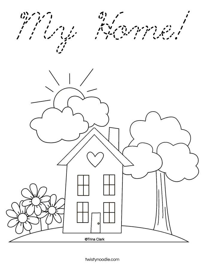 685x886 Welcome Home Daddy Coloring Page Twisty Noodle With Pages