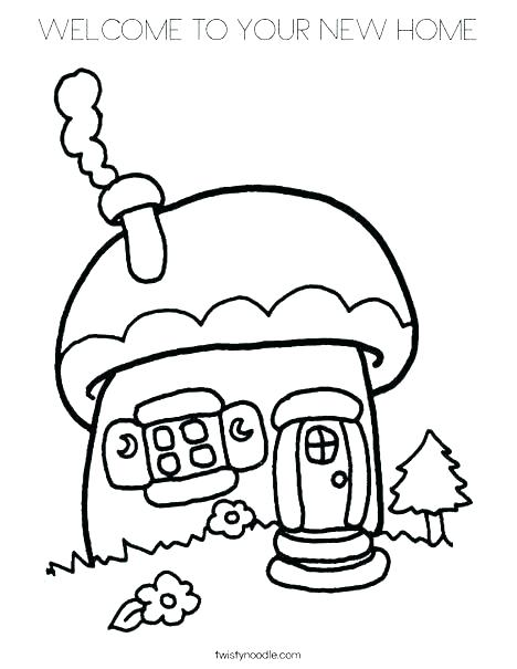468x605 Welcome Home Coloring Pages Jgheraghty Site