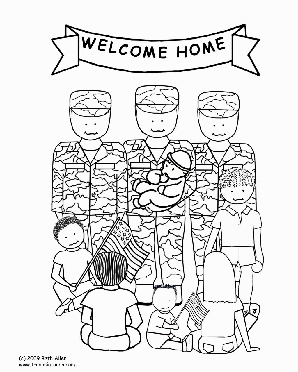 1024x1280 Welcome Home Daddy Coloring Pages Sketch Templates, Welcome Home