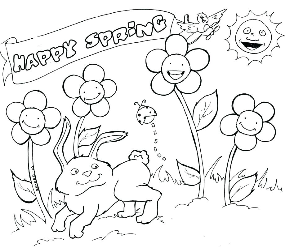 948x815 Spring Coloring Sheets Printable Free Coloring Pages Welcome
