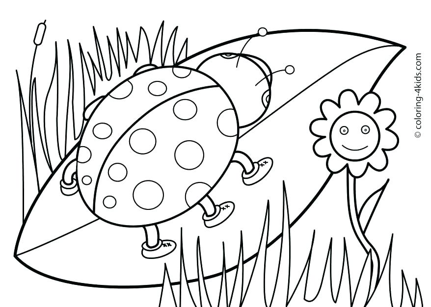 878x626 Welcome Spring Coloring Pages Download Spring Coloring Pages