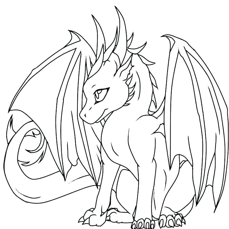 736x736 Dragon Colouring Sheet New Year Dragon Coloring Pages Welsh Dragon