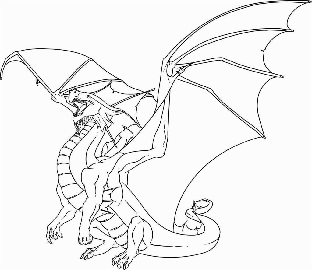 1024x887 Dragon Coloring Page Cool Coloring Pages