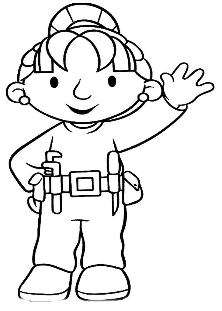 730x1024 Printable Wendy Friend Of Bob The Builder Coloring Pages Legos