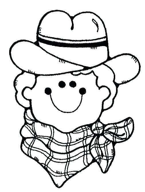 506x671 Cowboy Printable Coloring Pages Little Cowboy Coloring Pages