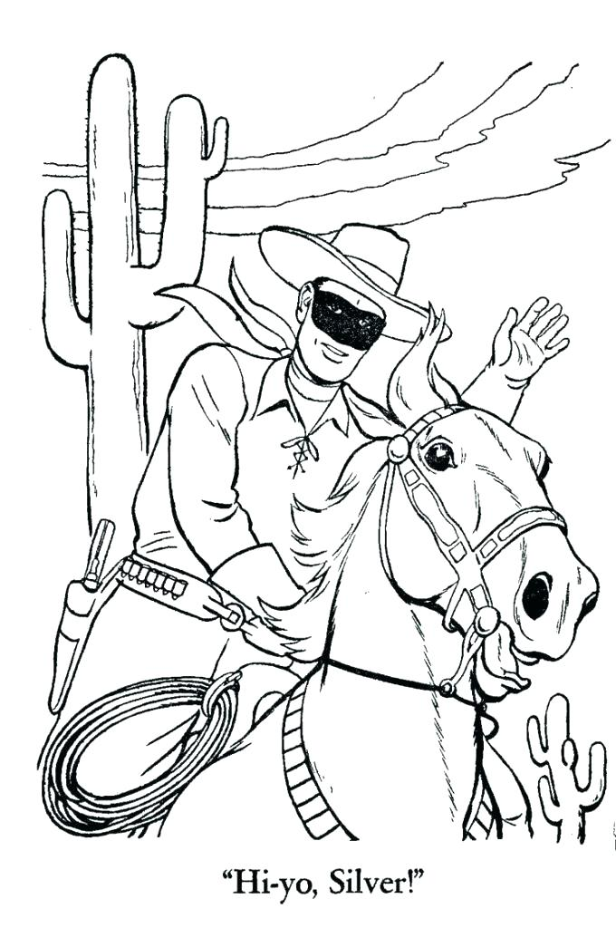 680x1024 Western Coloring Pages Western Coloring Pages Western Saddle