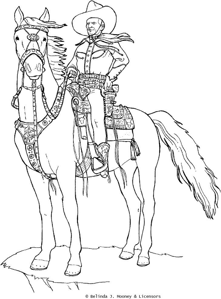 729x987 Coloring Pages Color The West