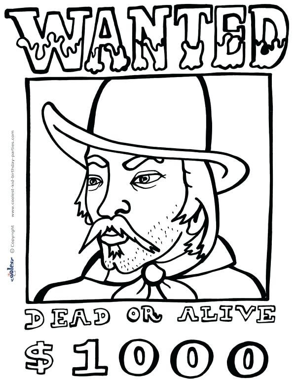 600x777 Cowboy Coloring Pages Cowboy Boot Sheets Cowboy Printables