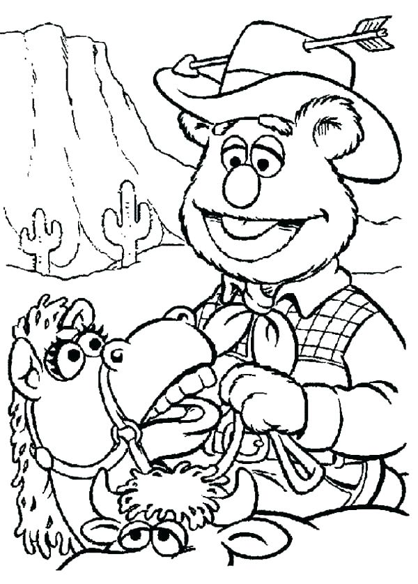 600x837 Western Coloring Books Together With Western Coloring Pages Packed