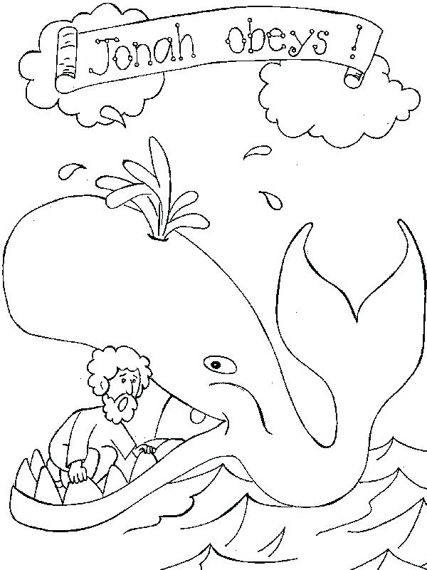 600x800 Jonah Coloring Page And Whale C Inspirational Jonah