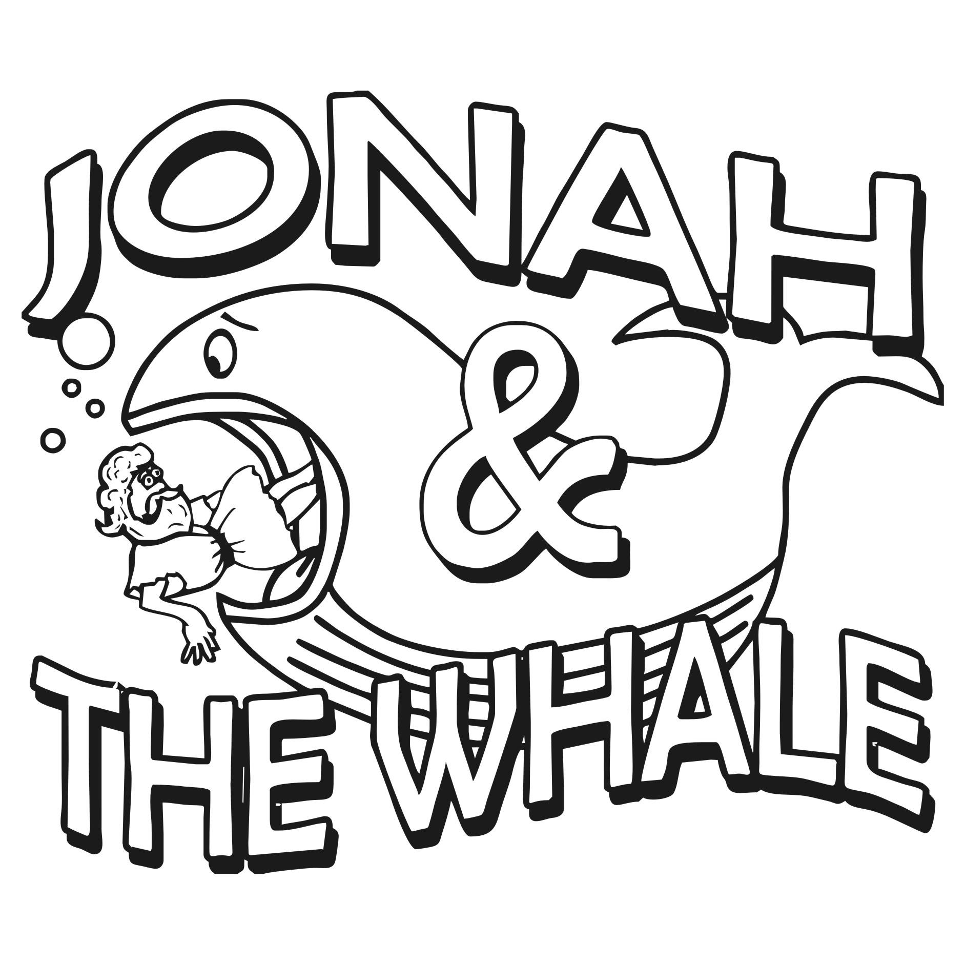 1883x1883 Colorful Jonah Inside The Whale Coloring Page Beautiful Free