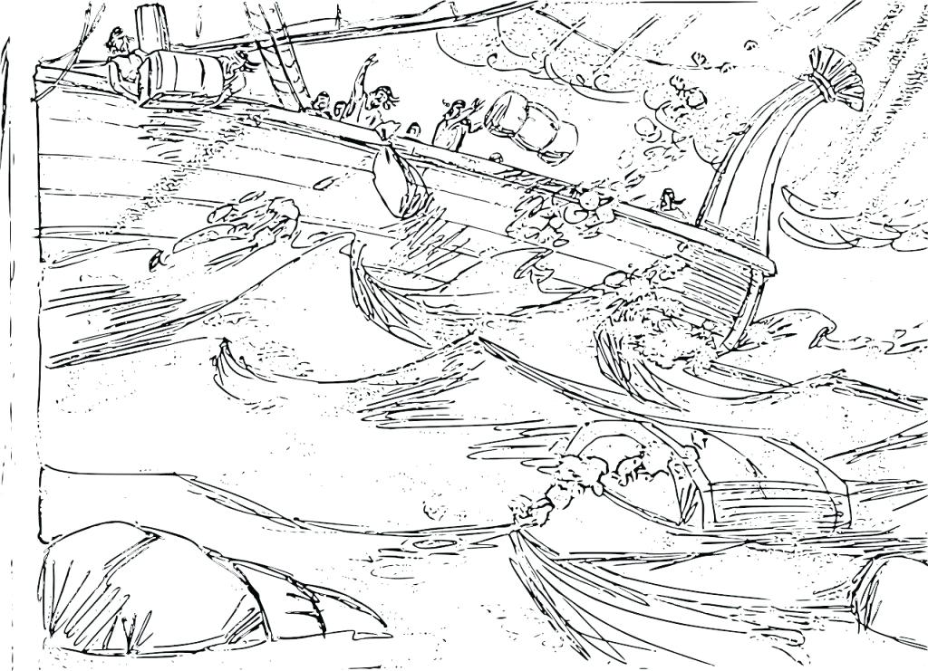 1024x741 Jonah Coloring Page Adult And The Whale Coloring Pages Chapter