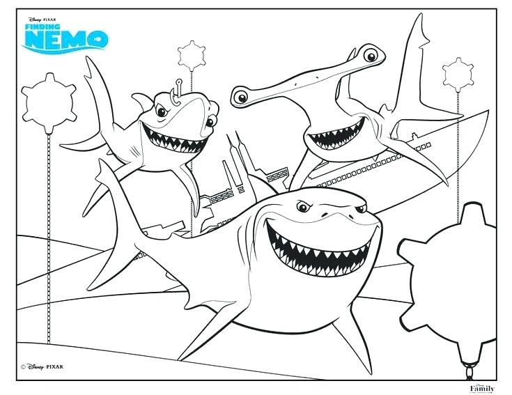 735x567 Whale Shark Coloring Pages Coloring Shark Fun Free Printable