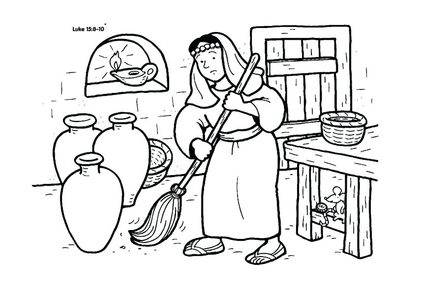 858x594 Click The Parable Of Wheat And Weeds Coloring Pages Awesome Open