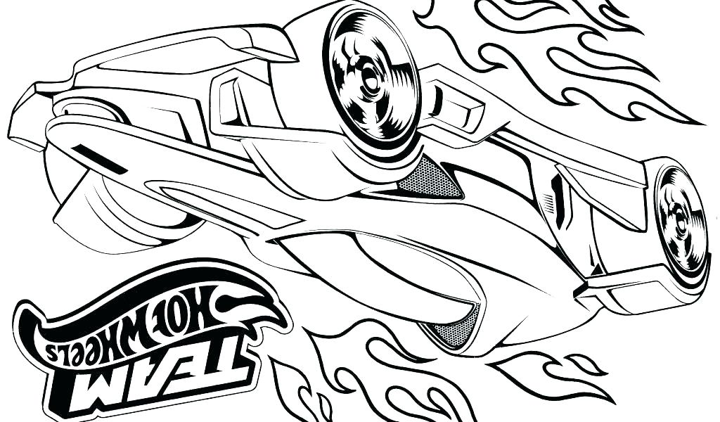 1024x600 Hot Wheels Coloring Pages Plus Coloring Pages Hot Wheels Coloring