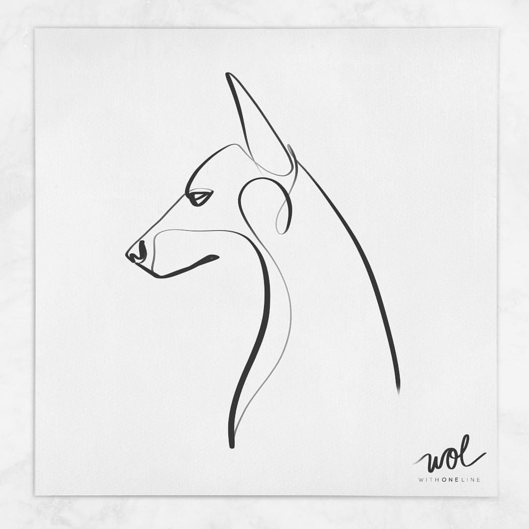 1080x1080 New Whippet Coloring Pages