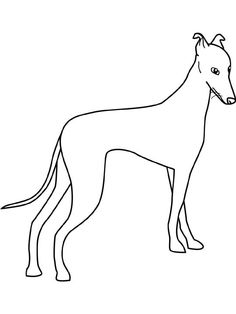 236x314 Whippet Greyhound Christmas Tree Decoration Greyhound Art