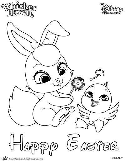 400x517 Free Printable Whisker Haven Easter Coloring Page Skgaleana