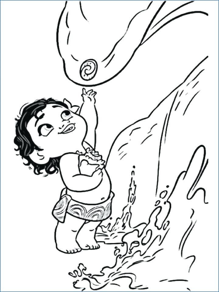 720x960 Loving Princess Snow White Coloring Page Baby Princess Coloring