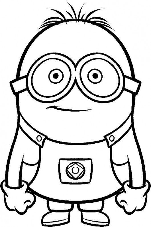 530x795 Perfect Col Simple White Coloring Pages