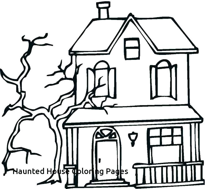 White House Coloring Page At Getdrawings Com Free For