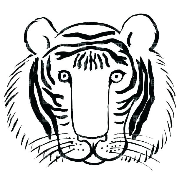 618x618 Tigers Coloring Pages Tiger Coloring Book Plus White Tiger